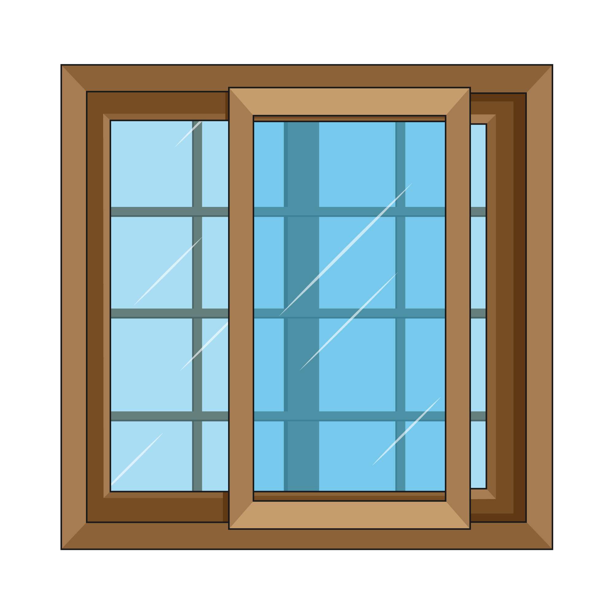 Sliding Window Replacement