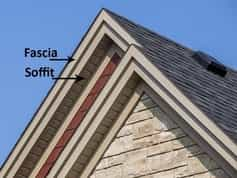 Soffit Fascia Gutter Replacement